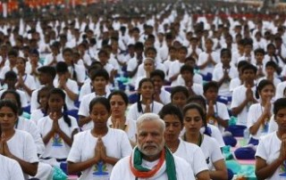 Día Internacional del Yoga. 21 de junio de 2016